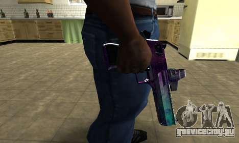 Space Deagle для GTA San Andreas