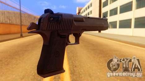 Atmosphere Desert Eagle для GTA San Andreas второй скриншот