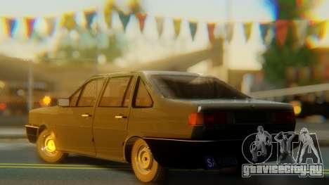 Volkswagen Santana Gz для GTA San Andreas вид слева