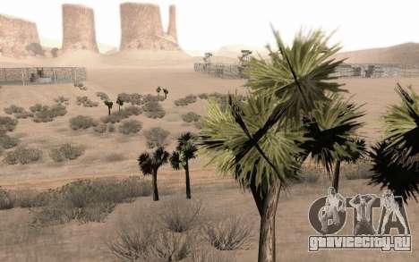 Копия оригинальных деревьев для GTA San Andreas четвёртый скриншот