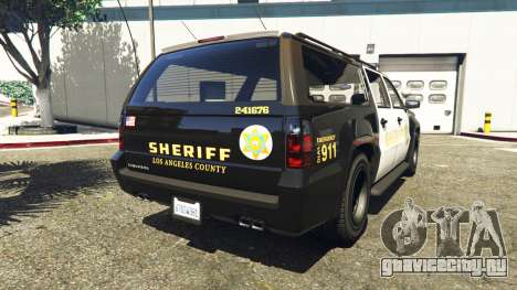 Los Angeles Police and Sheriff v3.6 для GTA 5 девятый скриншот