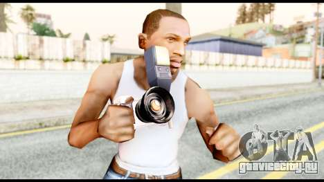 Фотокамера для GTA San Andreas третий скриншот