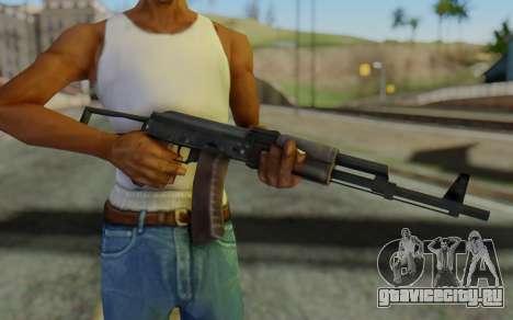 AK-74P для GTA San Andreas третий скриншот