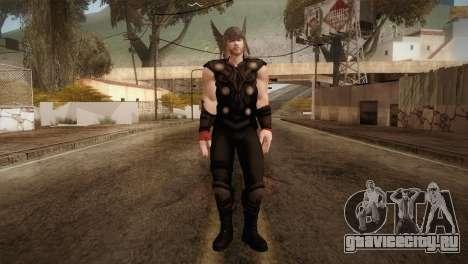 Thor Custom Skin для GTA San Andreas второй скриншот