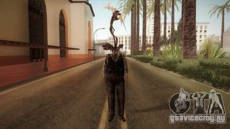 RE4 Don Hose Plagas для GTA San Andreas второй скриншот