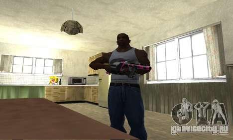 Granate Combat Shotgun для GTA San Andreas третий скриншот