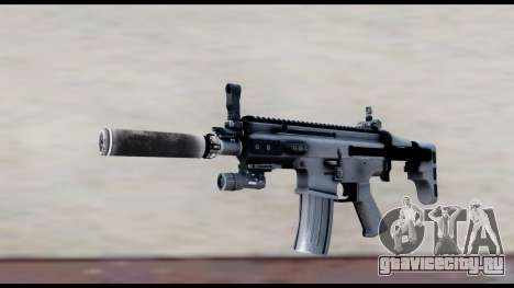 MK16 PDW Advanced Quality v1 для GTA San Andreas