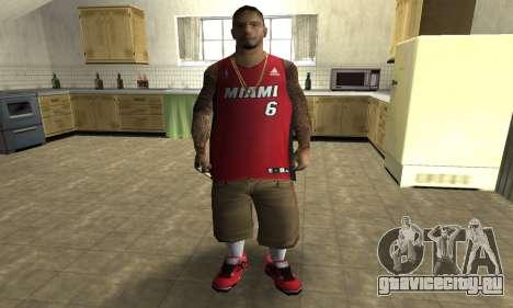 Miami Man для GTA San Andreas