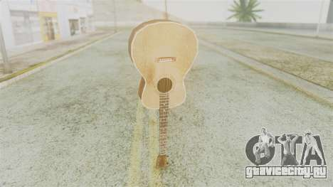 Red Dead Redemption Guitar для GTA San Andreas
