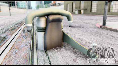 New SA Jetpack для GTA San Andreas второй скриншот