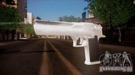 Desert Eagle from Battlefield Hardline для GTA San Andreas