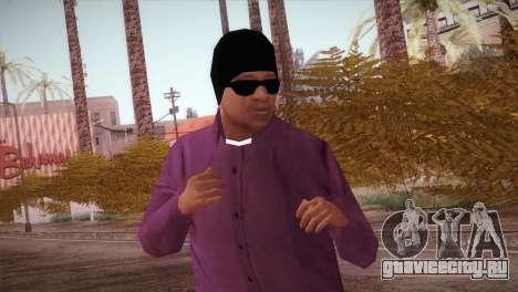 HD ballas3 Retextured для GTA San Andreas