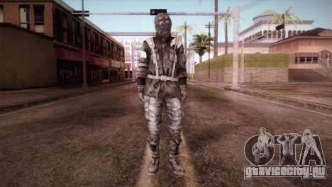 Боец Рейха для GTA San Andreas второй скриншот