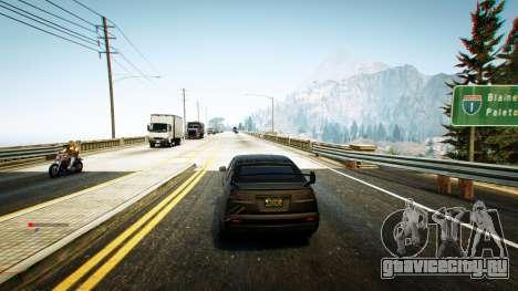Nitro Mod (Xbox Joystick support) 0.7 для GTA 5 пятый скриншот