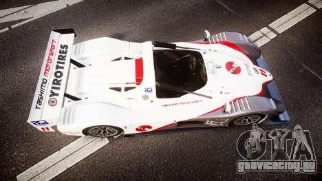 Radical SR8 RX 2011 [11] для GTA 4 вид справа