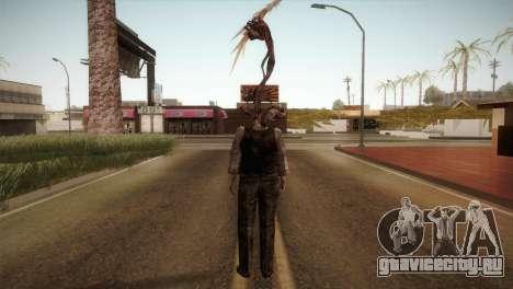 RE4 Don Hose Plagas для GTA San Andreas третий скриншот