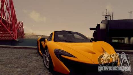 Естественные и реалистичные ЕНБ для GTA San Andreas седьмой скриншот