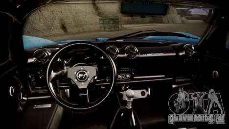 Hennessey Venom GT 2012 U.S.A American для GTA San Andreas вид справа
