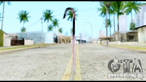 Manhunt Crowbar для GTA San Andreas