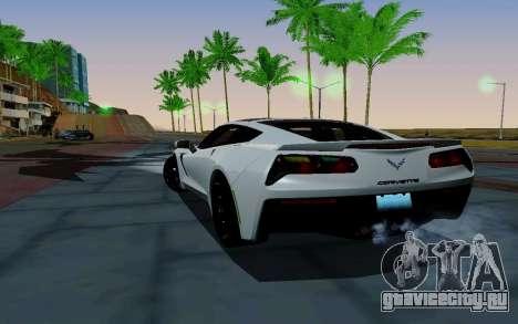 Novel ENB для GTA San Andreas третий скриншот