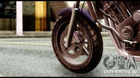 Ducati FCR-900 v4 для GTA San Andreas вид сзади слева