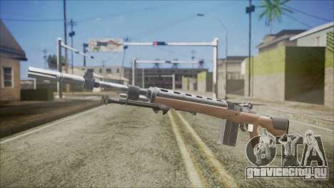 M14 from Black Ops для GTA San Andreas