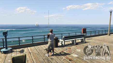 Fishing Mod 0.2.7 BETA для GTA 5 десятый скриншот