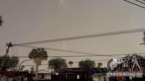 Естественные и реалистичные ЕНБ для GTA San Andreas пятый скриншот
