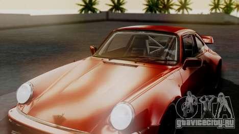 Porsche 911 Turbo (930) 1985 Kit A для GTA San Andreas колёса