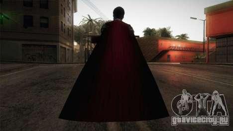 Superman Cyborg v1 для GTA San Andreas третий скриншот