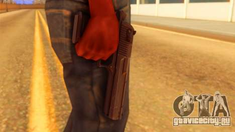 Atmosphere Desert Eagle для GTA San Andreas третий скриншот