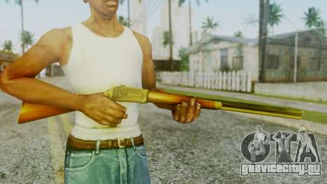 Rifle from Silent Hill Downpour для GTA San Andreas третий скриншот