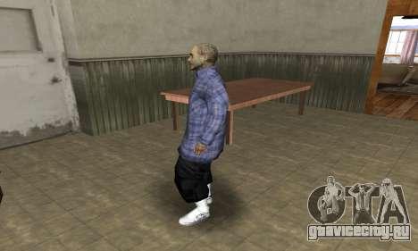 Rifa Skin Second для GTA San Andreas второй скриншот