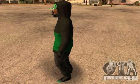 Fam Black для GTA San Andreas второй скриншот