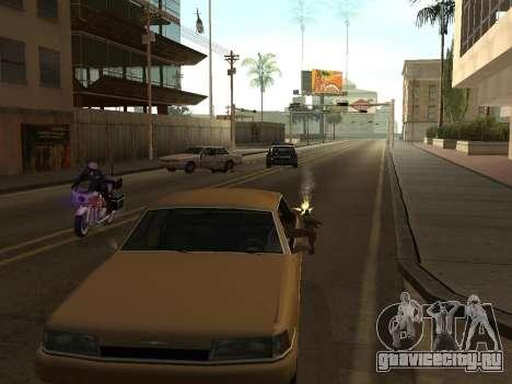 Manual Driveby для GTA San Andreas второй скриншот