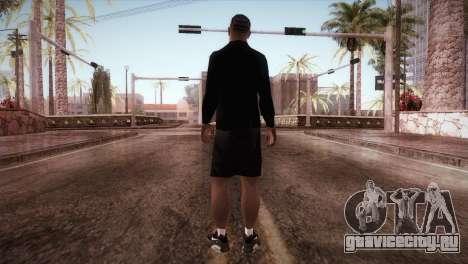 Sixty-ninth для GTA San Andreas третий скриншот