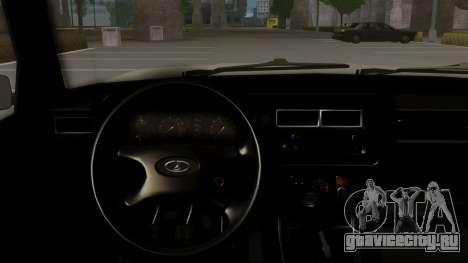 ВАЗ 21047 для GTA San Andreas вид справа