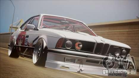 BMW E24 Shakugan No Shana Itasha для GTA San Andreas