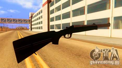 Atmosphere Rifle для GTA San Andreas второй скриншот