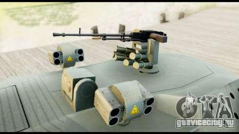 PL-01 Concept для GTA San Andreas вид справа