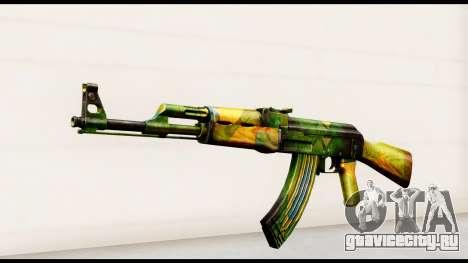 Brasileiro AK-47 для GTA San Andreas
