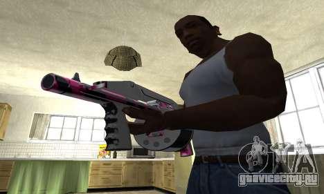 Granate Combat Shotgun для GTA San Andreas второй скриншот