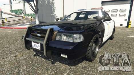 Los Angeles Police and Sheriff v3.6 для GTA 5