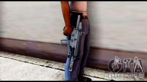 MK16 PDW Advanced Quality v1 для GTA San Andreas третий скриншот