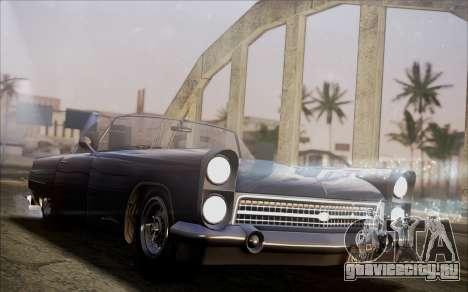 GTA 5 Vapid Peyote для GTA San Andreas вид справа