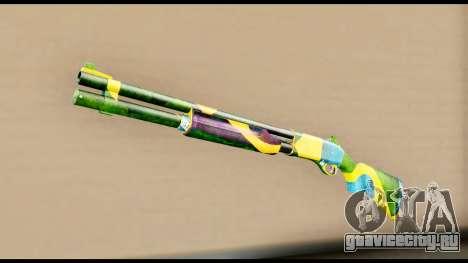 Brasileiro Shotgun для GTA San Andreas
