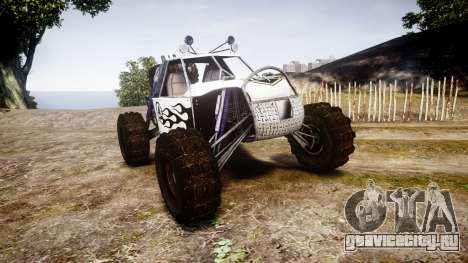 Buggy Fireball для GTA 4