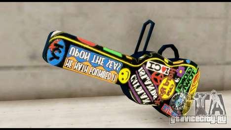 Guitar Case MG Colorful для GTA San Andreas