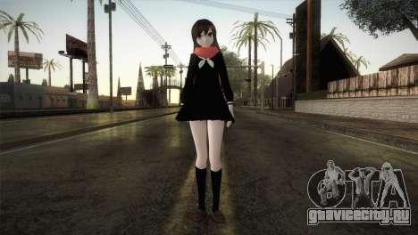Tateyama Ayano (Kagerou Project) для GTA San Andreas второй скриншот