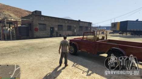 Trucking Missions 1.5 для GTA 5 третий скриншот
